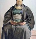 Gleyre Charles Armenian Priest Smyrna