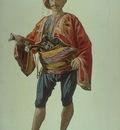 Gleyre Charles Zeibeck of Smyrna