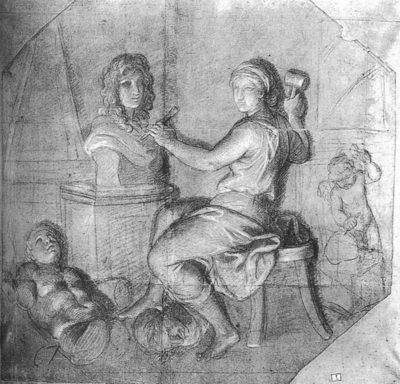LE BRUN Charles Allegory