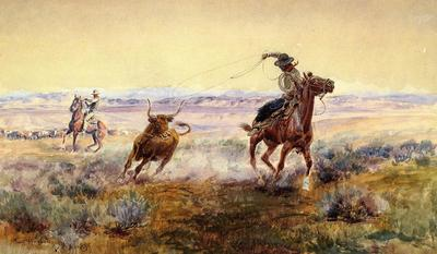 Russell Charles Marion On the Pond