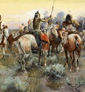 Russell Charles Marion The Truce