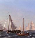 Eckersberg Christoffer Wilhelm Sailing Ships