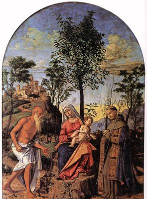 CIMA da Conegliano Madonna Of The Orange Tree