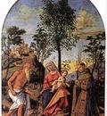 CIMA da Conegliano Madonna Of The Orange Tree