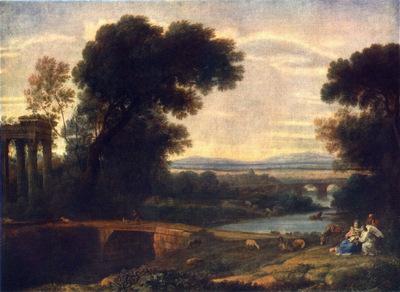 Landscape with Shepherds2 WGA