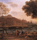 Harbour Scene with Grieving Heliades WGA