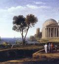 Landscape with Aeneas at Delos WGA
