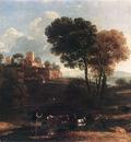 Landscape with Shepherds WGA