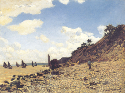Monet Beach at Honfleux