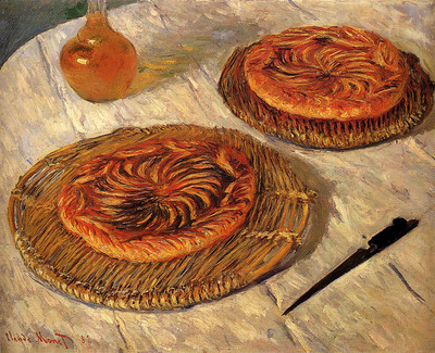 Monet Claude The Galettes