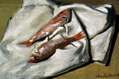Monet Red Mullet
