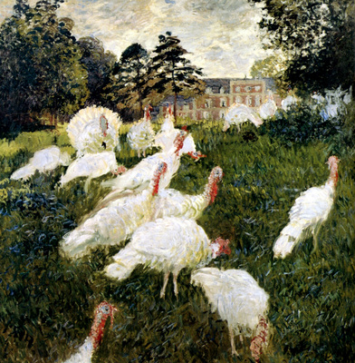 Monet The Turkeys