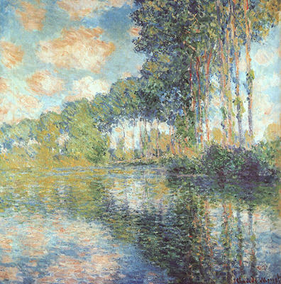 Poplars on the Epte CGF