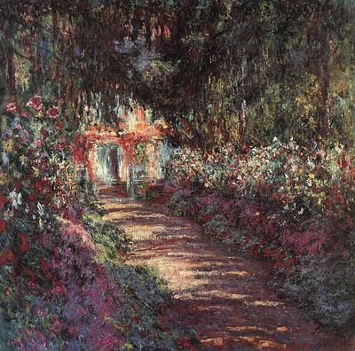 The Garden in Flower CGF