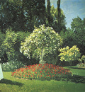 Jeanne Marguerite Lecadre in the Garden CGF