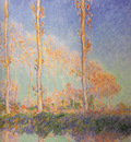 Monet Claude Poplars 1891 cat26