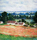 monet field of poppies giverny