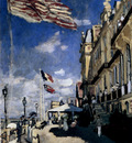 Monet The Hotel Des Roches Noires At Trouville