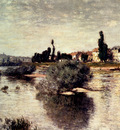 Monet The Seine At Lavacourt