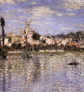 Monet Vetheuil In Summer