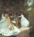 The Women in the Garden CGF