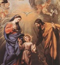 COELLO Claudio Holy Family