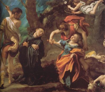 Correggio The Martyrdom of Four Saints