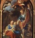 CORREGGIO Madonna Della Scodella