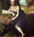 Correggio Antonio Allegri The Magdalene