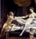 Correggio Jupiter And Io