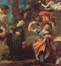 Correggio The Martyrdom of Four Saints