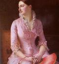 courtois gustave portrait of anne marie dagnan,