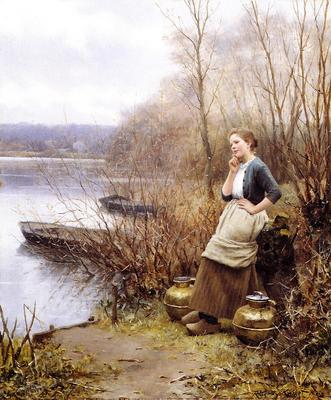 Knight Daniel Ridgway A Lovely Thought
