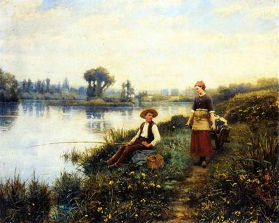 Knight Daniel Ridgway A Passing Conversation