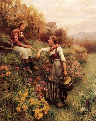 Knight Daniel Ridgway Marie and Diane