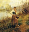Knight Daniel Ridgway Country Girl