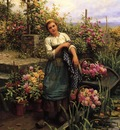Knight Daniel Ridgway The Flower Boat