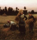Knight Daniel Ridgway The Harvesters