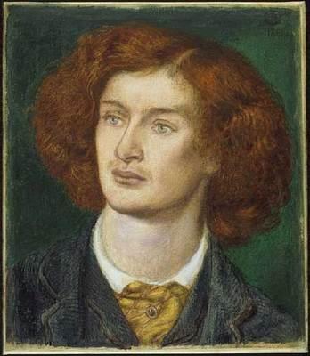 Rossetti Dante Gabriel Algernon Charles Swinburne