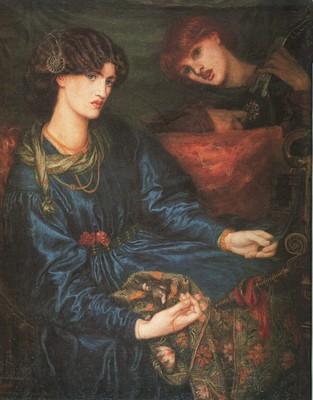 Rossetti Dante Gabriel Mariana