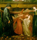 Dantes Dream at the Time of the Death of Beatrice