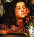 Girl at a Lattice