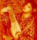 Rossetti Dante Gabriel A Christmas Carol2
