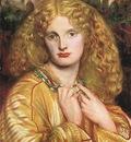 Rossetti Dante Gabriel Helen of Troy