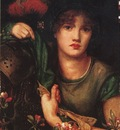 Rossetti Dante Gabriel My Lady Greensleeves