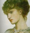 Rossetti Dante Gabriel Portrait of a Lady
