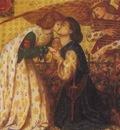 Rossetti Dante Gabriel Roman de la Rose