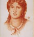 Rossetti Fanny Cornforth