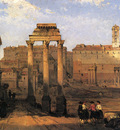 Roberts Daid The Forum Rome