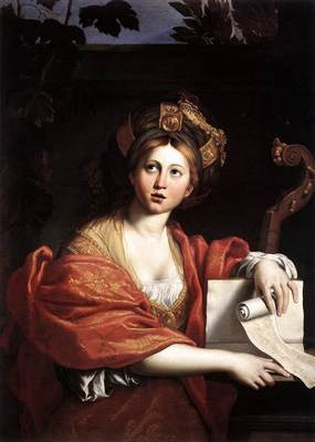 DOMENICHINO The Cumaean Sibyl